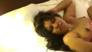Newly Wed Indian Wife Fucking with Husband