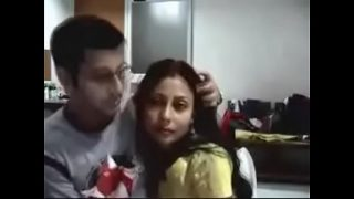 Couples Recording Chudai Video on Camera