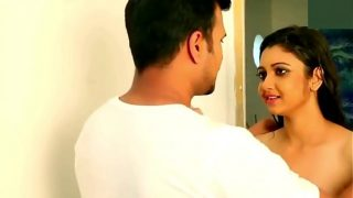 Kolkata Girl with her Boyfriend in Bathroom