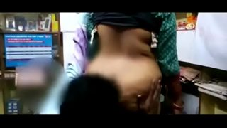 Tamil Scandals of Busty Indian Wife