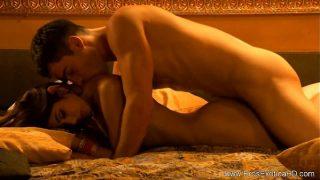 Indian Model Teaching Kamasutra Sex