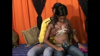 Desi Porn Video of Village Teen with Lover