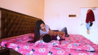 Jawan Girlfriend ke Sath Masti Blue Film